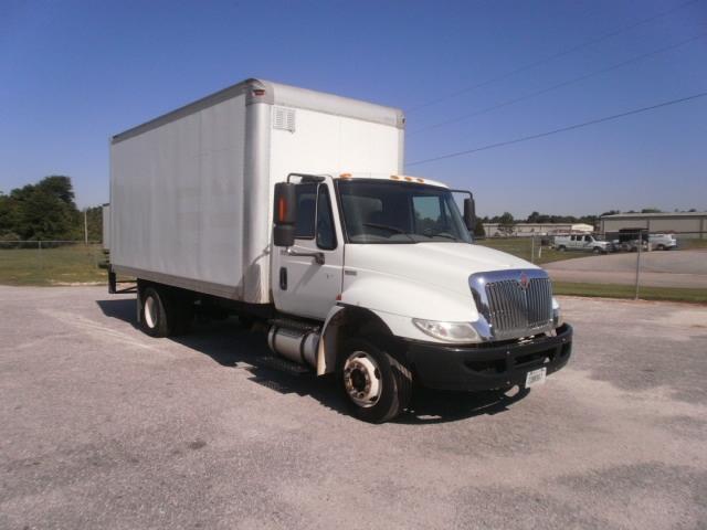 Medium Duty Box Truck-Light and Medium Duty Trucks-International-2012-4300LP-CONYERS-GA-246,360 miles-$20,250