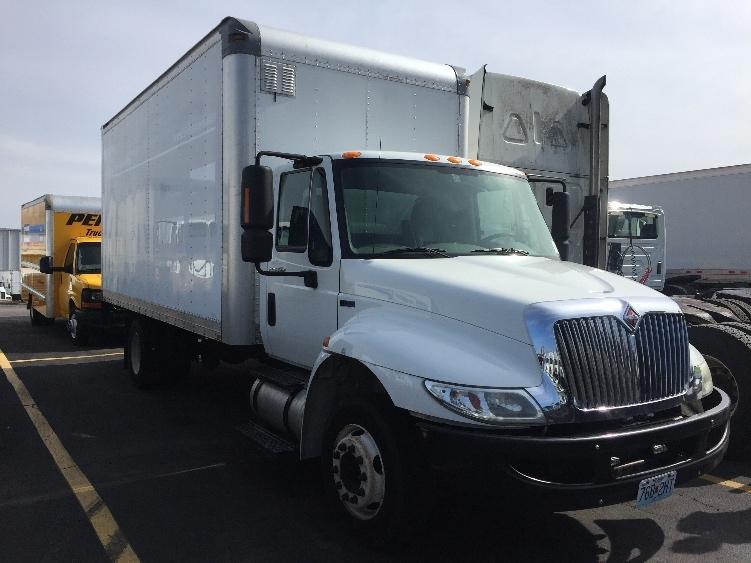 Medium Duty Box Truck-Light and Medium Duty Trucks-International-2012-4300LP-EARTH CITY-MO-263,951 miles-$21,250