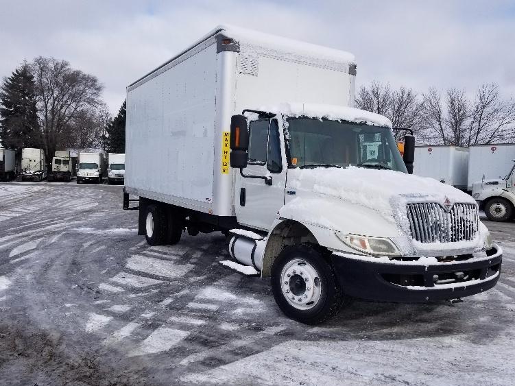 Medium Duty Box Truck-Light and Medium Duty Trucks-International-2012-4300LP-BROOKLYN PARK-MN-287,355 miles-$19,250