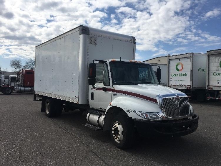 Medium Duty Box Truck-Light and Medium Duty Trucks-International-2012-4300LP-BROOKLYN PARK-MN-228,239 miles-$21,000