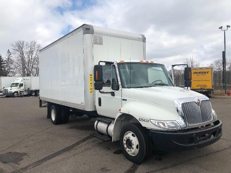 Medium Duty Box Truck-Light and Medium Duty Trucks-International-2012-4300LP-BROOKLYN PARK-MN-301,470 miles-$20,250
