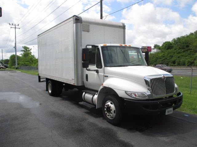 Medium Duty Box Truck-Light and Medium Duty Trucks-International-2012-4300LP-CONYERS-GA-251,280 miles-$21,250