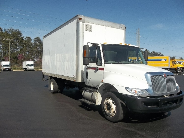 Medium Duty Box Truck-Light and Medium Duty Trucks-International-2012-4300LP-CAPITOL HEIGHTS-MD-168,130 miles-$25,000
