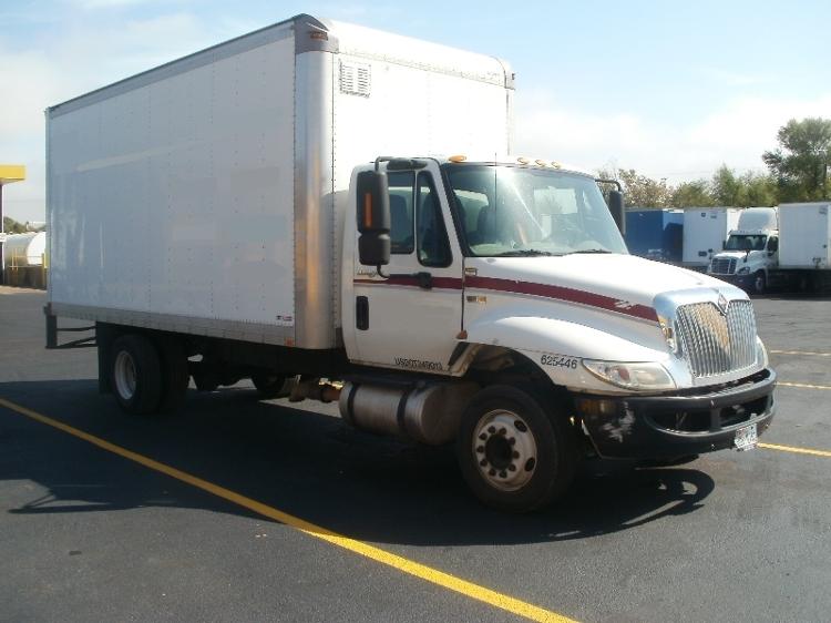 Medium Duty Box Truck-Light and Medium Duty Trucks-International-2012-4300LP-WACO-TX-290,875 miles-$8,000
