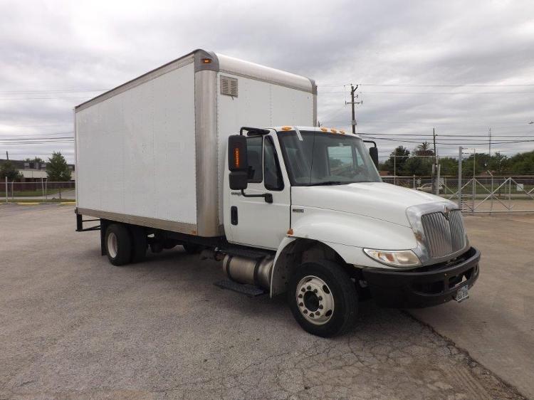 Medium Duty Box Truck-Light and Medium Duty Trucks-International-2012-4300LP-HOUSTON-TX-188,560 miles-$22,000