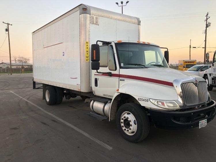 Medium Duty Box Truck-Light and Medium Duty Trucks-International-2012-4300LP-FRESNO-CA-231,461 miles-$20,250