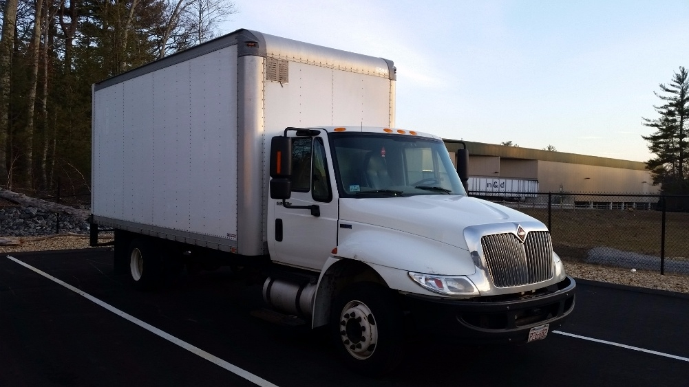 Medium Duty Box Truck-Light and Medium Duty Trucks-International-2012-4300LP-NORTON-MA-215,546 miles-$20,250
