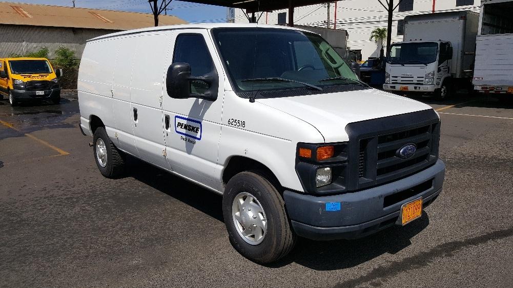 Cargo Van (Panel Van)-Light and Medium Duty Trucks-Ford-2011-E250-TORRANCE-CA-46,461 miles-$15,000