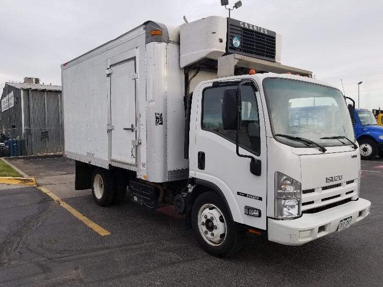Reefer Truck-Light and Medium Duty Trucks-Isuzu-2012-NQR-DENVER-CO-144,899 miles-$36,500