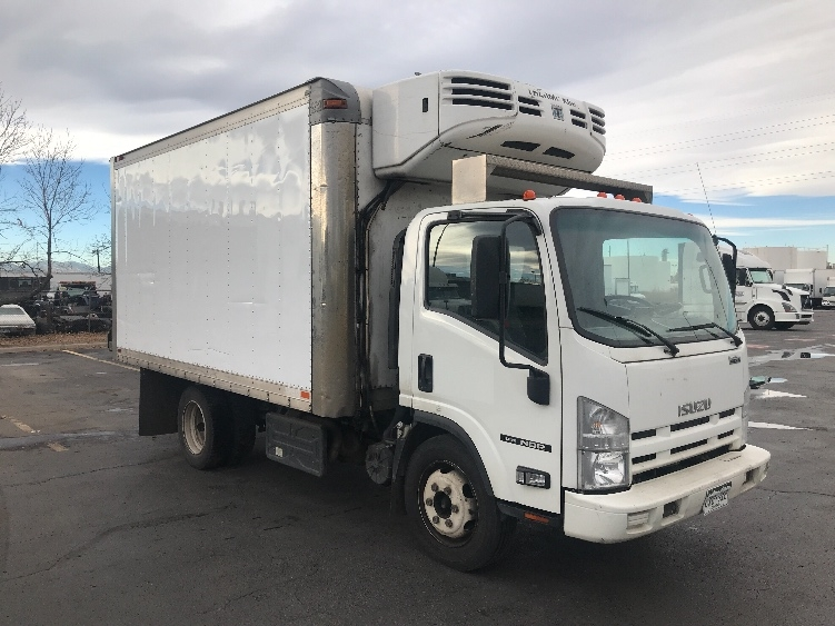 Reefer Truck-Light and Medium Duty Trucks-Isuzu-2012-NQR-DENVER-CO-132,557 miles-$26,750