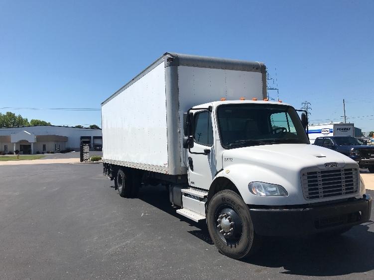 Medium Duty Box Truck-Light and Medium Duty Trucks-Freightliner-2012-M2-NEENAH-WI-294,563 miles-$26,000