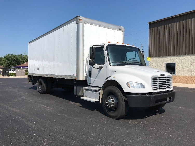 Medium Duty Box Truck-Light and Medium Duty Trucks-Freightliner-2012-M2-NEENAH-WI-270,151 miles-$26,000