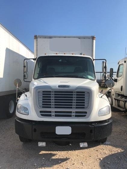 Medium Duty Box Truck-Light and Medium Duty Trucks-Freightliner-2012-M211264S-SAN ANTONIO-TX-251,247 miles-$15,000