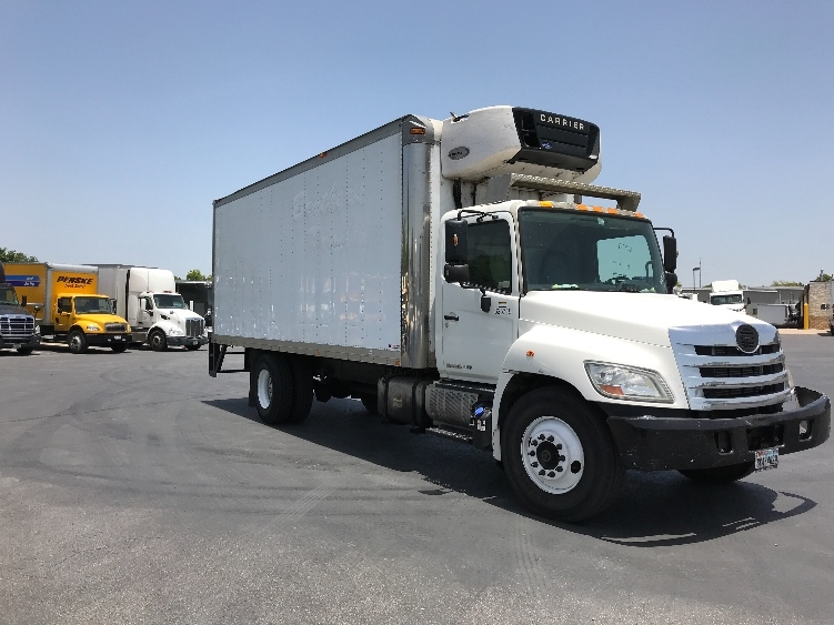 Reefer Truck-Light and Medium Duty Trucks-Hino-2012-268-AUSTIN-TX-289,999 miles-$20,000