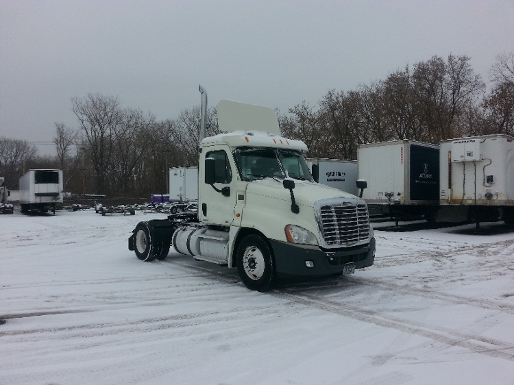 Day Cab Tractor-Heavy Duty Tractors-Freightliner-2012-Cascadia 12542ST-ROSEVILLE-MN-281,164 miles-$39,500