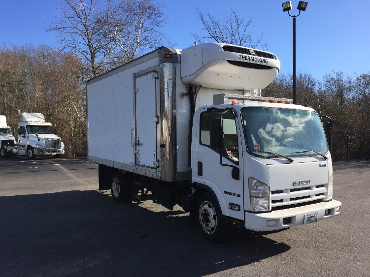 Reefer Truck-Light and Medium Duty Trucks-Isuzu-2012-NQR-NEW BEDFORD-MA-44,182 miles-$35,000