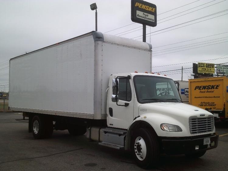Medium Duty Box Truck-Light and Medium Duty Trucks-Freightliner-2012-M2-MEMPHIS-TN-145,666 miles-$39,750