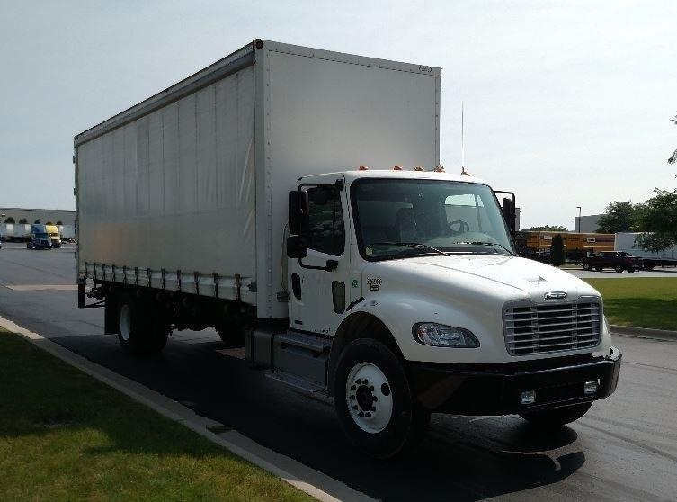Medium Duty Box Truck-Light and Medium Duty Trucks-Freightliner-2012-M2-DE PERE-WI-123,865 miles-$30,000