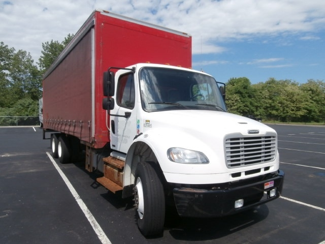 Medium Duty Box Truck-Light and Medium Duty Trucks-Freightliner-2012-M2-WEST HAVEN-CT-244,313 miles-$34,250