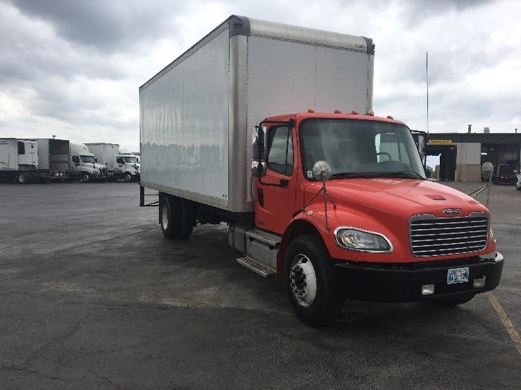 Medium Duty Box Truck-Light and Medium Duty Trucks-Freightliner-2012-M2-TULSA-OK-213,515 miles-$23,500