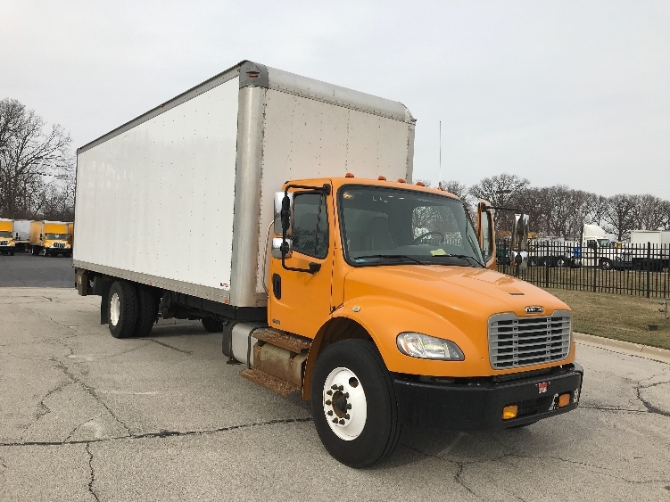 Medium Duty Box Truck-Light and Medium Duty Trucks-Freightliner-2012-M2-YPSILANTI-MI-284,998 miles-$27,750