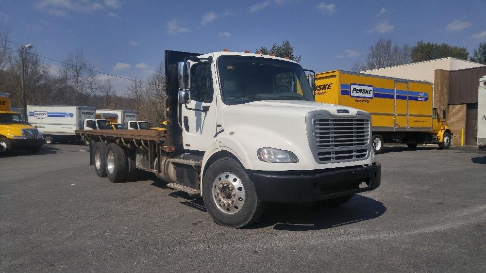 Flatbed Truck-Light and Medium Duty Trucks-Freightliner-2012-M211264S-BLOUNTVILLE-TN-358,470 miles-$47,750