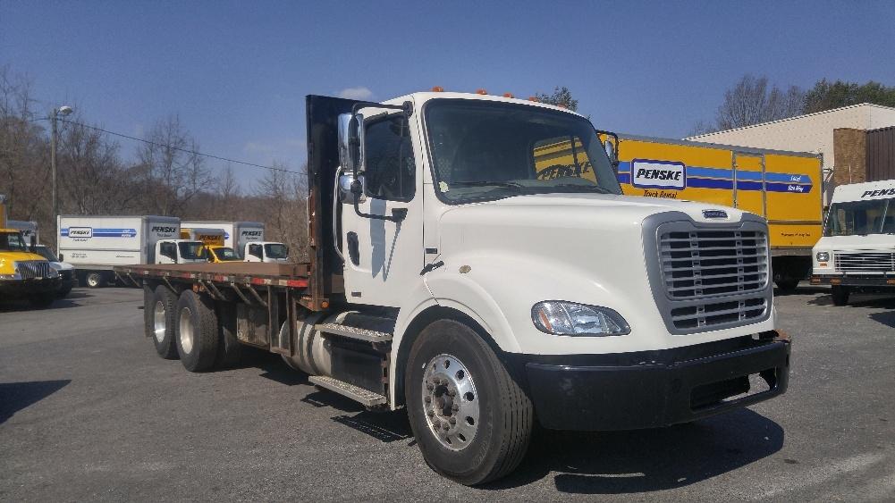 Flatbed Truck-Light and Medium Duty Trucks-Freightliner-2012-M211264S-BLOUNTVILLE-TN-337,032 miles-$49,000