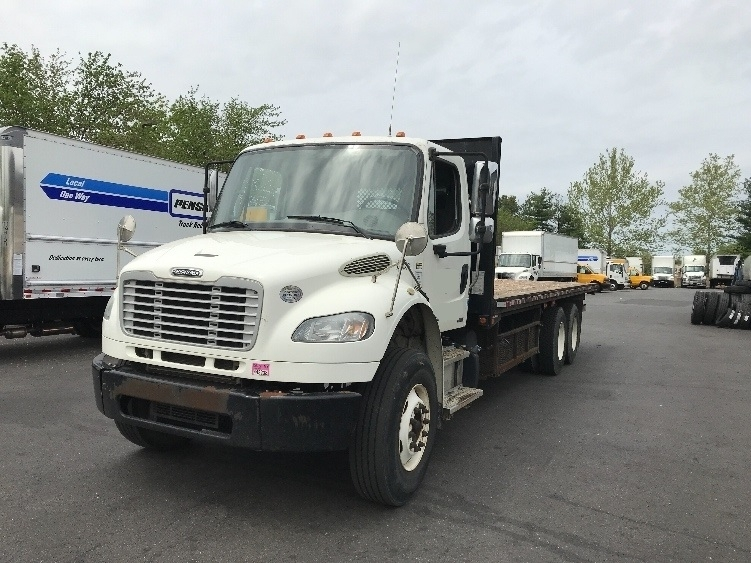 Flatbed Truck-Light and Medium Duty Trucks-Freightliner-2012-M2-CAPITOL HEIGHTS-MD-164,395 miles-$42,500
