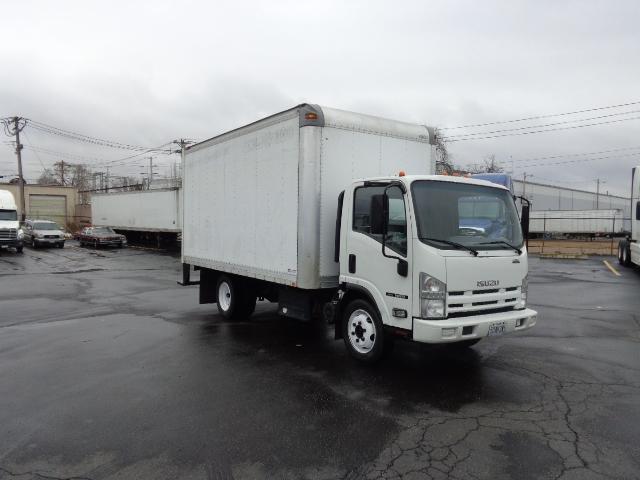 Medium Duty Box Truck-Light and Medium Duty Trucks-Isuzu-2011-NRR-SAINT LOUIS-MO-176,687 miles-$16,000