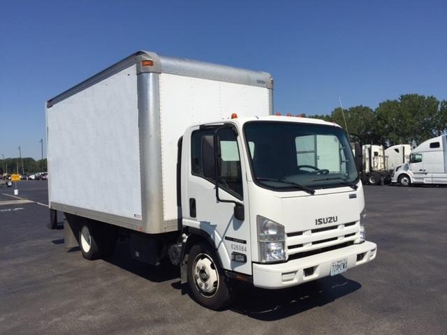 Medium Duty Box Truck-Light and Medium Duty Trucks-Isuzu-2011-NRR-KANSAS CITY-MO-128,514 miles-$27,750