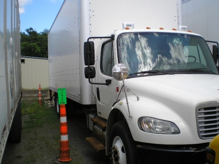 Medium Duty Box Truck-Light and Medium Duty Trucks-Freightliner-2012-M2-ST CLOUD-MN-342,644 miles-$11,000