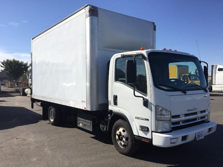 Medium Duty Box Truck-Light and Medium Duty Trucks-Isuzu-2012-NPR-TORRANCE-CA-219,856 miles-$21,500