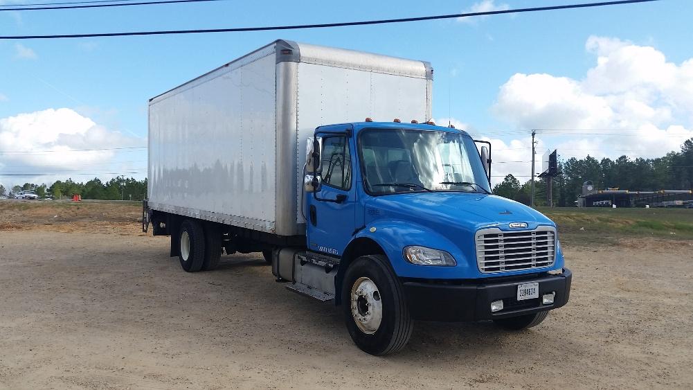 Medium Duty Box Truck-Light and Medium Duty Trucks-Freightliner-2012-M2-HATTIESBURG-MS-264,397 miles-$24,000