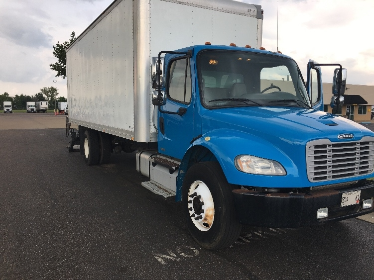 Medium Duty Box Truck-Light and Medium Duty Trucks-Freightliner-2012-M2-RICHLAND-MS-161,091 miles-$33,000