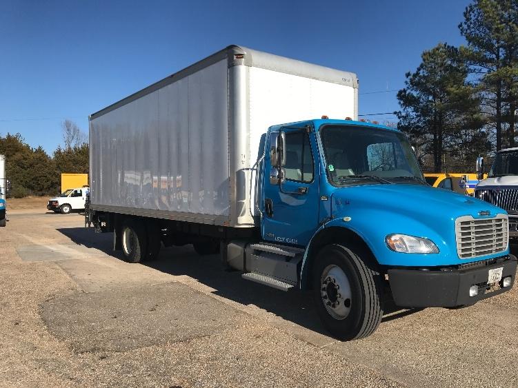 Medium Duty Box Truck-Light and Medium Duty Trucks-Freightliner-2012-M2-BELDEN-MS-269,715 miles-$23,750