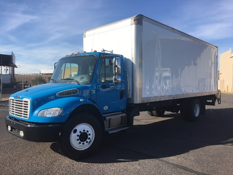 Medium Duty Box Truck-Light and Medium Duty Trucks-Freightliner-2012-M2-PHOENIX-AZ-126,129 miles-$44,750