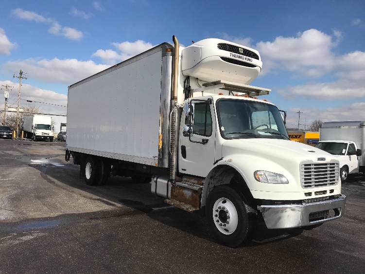 Reefer Truck-Light and Medium Duty Trucks-Freightliner-2012-M2-SPRINGFIELD-OH-323,548 miles-$23,250