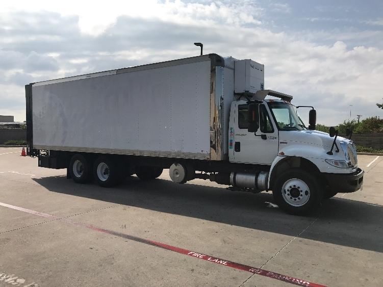 Reefer Truck-Heavy Duty Tractors-International-2012-4400-CARROLLTON-TX-310,849 miles-$29,500