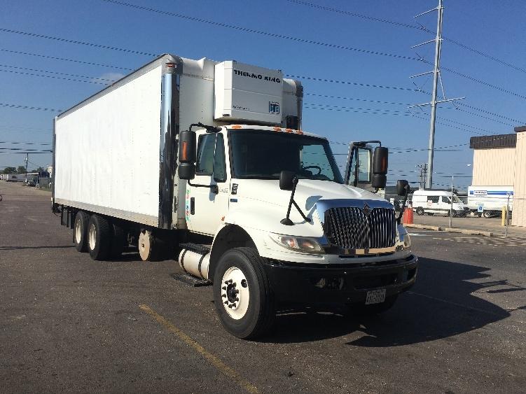 Reefer Truck-Heavy Duty Tractors-International-2012-4400-DALLAS-TX-283,460 miles-$29,500