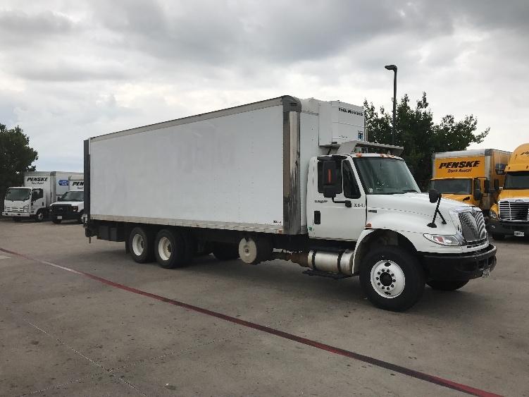 Reefer Truck-Heavy Duty Tractors-International-2012-4400-CARROLLTON-TX-300,031 miles-$29,500