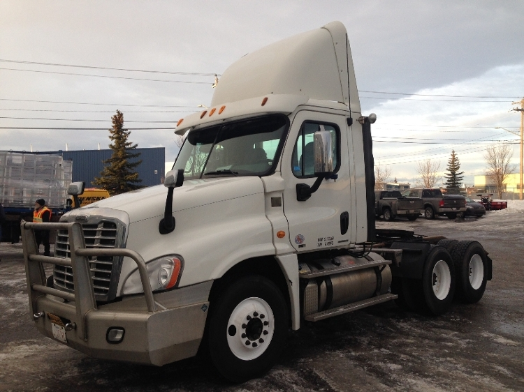 Day Cab Tractor-Heavy Duty Tractors-Freightliner-2012-Cascadia 12564ST-CALGARY-AB-613,847 km-$50,500