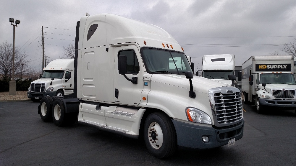 Sleeper Tractor-Heavy Duty Tractors-Freightliner-2012-Cascadia 12564ST-INDIANAPOLIS-IN-696,732 miles-$34,750
