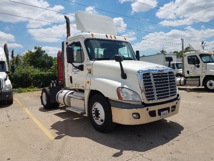 Day Cab Tractor-Heavy Duty Tractors-Freightliner-2012-Cascadia 12542ST-ALLEN PARK-MI-473,700 miles-$26,000