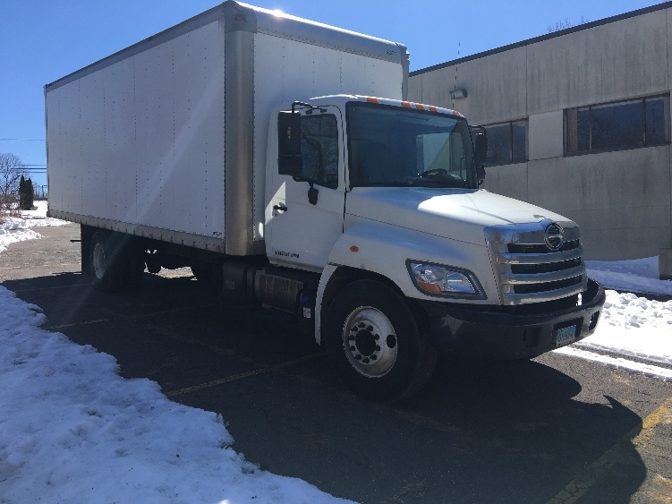 Medium Duty Box Truck-Light and Medium Duty Trucks-Hino-2012-338-WATERBURY-CT-259,966 miles-$25,250