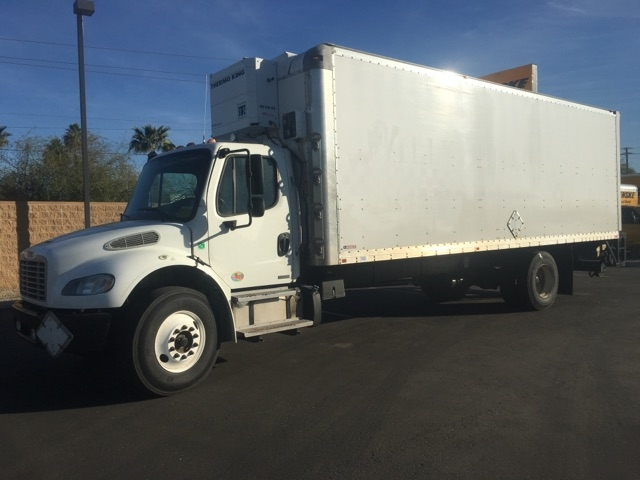 Medium Duty Box Truck-Light and Medium Duty Trucks-Freightliner-2012-M2-PHOENIX-AZ-260,480 miles-$24,000