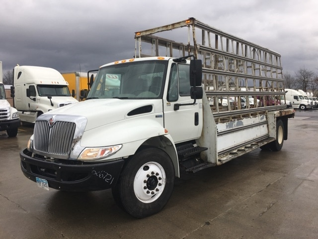 Glass Truck-Specialized Equipment-International-2012-4300-GAHANNA-OH-94,391 miles-$23,000