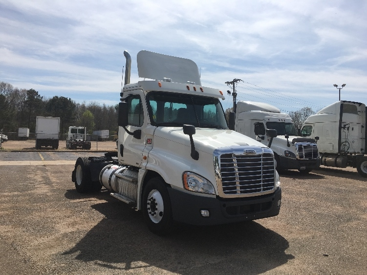 Day Cab Tractor-Heavy Duty Tractors-Freightliner-2012-Cascadia 12542ST-JACKSON-MS-793,260 miles-$28,250