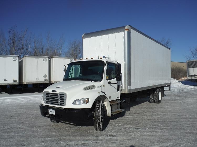 Medium Duty Box Truck-Light and Medium Duty Trucks-Freightliner-2012-M2-OTTAWA-ON-133,458 km-$54,500