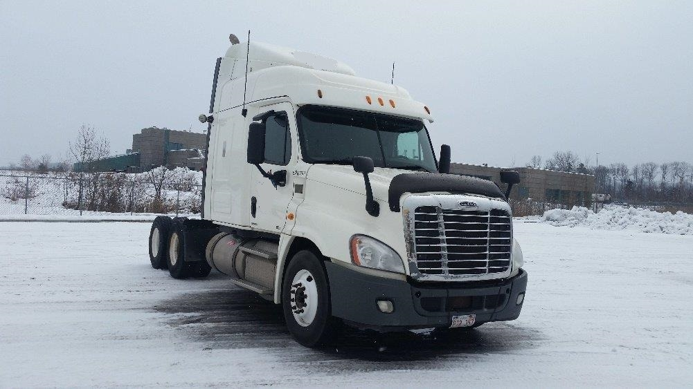 Sleeper Tractor-Heavy Duty Tractors-Freightliner-2012-Cascadia 12564ST-STE-FOY-PQ-788,346 km-$38,250