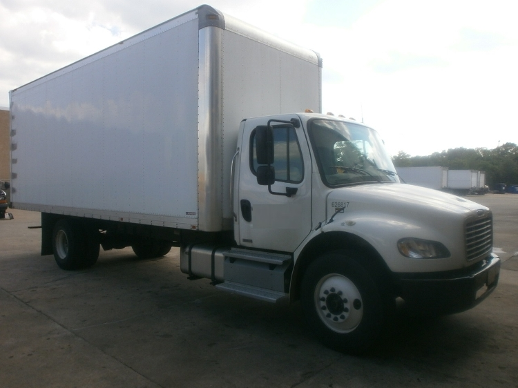 Medium Duty Box Truck-Specialized Equipment-Freightliner-2012-M2-MEMPHIS-TN-75,775 miles-$49,000